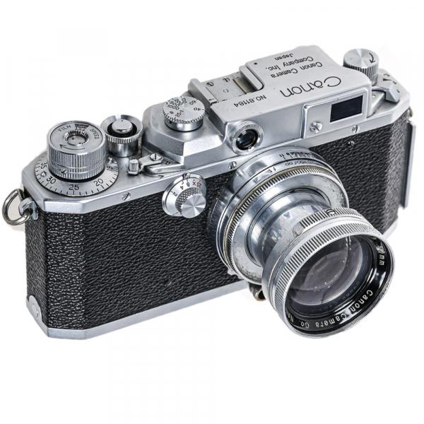 Canon IVSB , Serenar 1,9/50 3