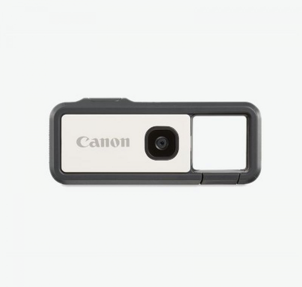 Canon IVY REC Digital Camera GREY  0