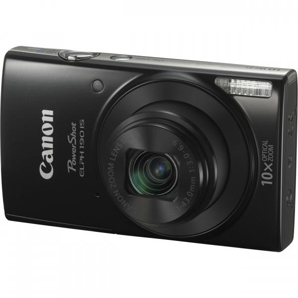 Canon IXUS 190 - negru [0]