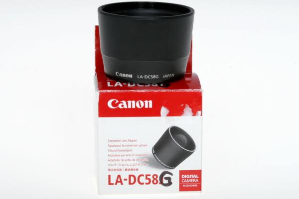 Canon LA DC 58 G pentru Canon A700; A710 IS 0