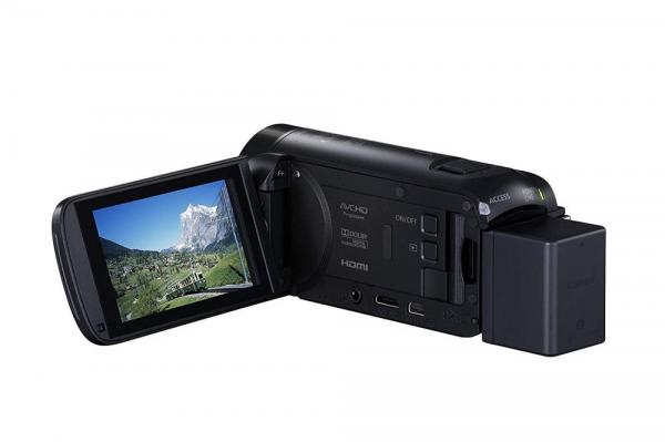 Canon Legria HF R806 5