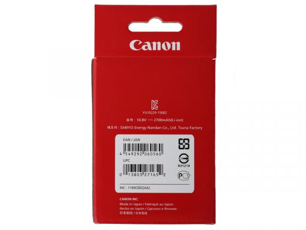 Canon LP-E19 - acumulator pentru  EOS-1D X Mark II , Mark III [2]