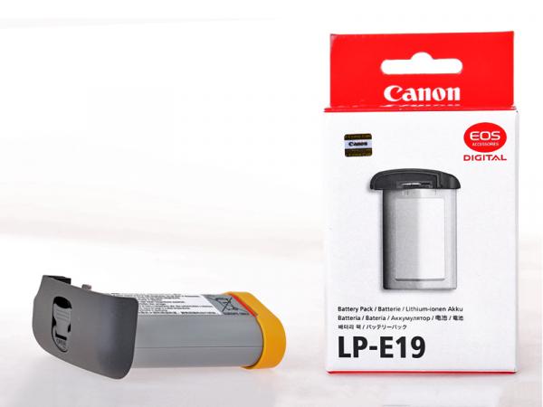 Canon LP-E19 - acumulator pentru  EOS-1D X Mark II , Mark III [1]