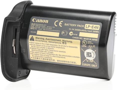 Canon LP-E4N - acumulator pentru seria Canon EOS-1D.... 0