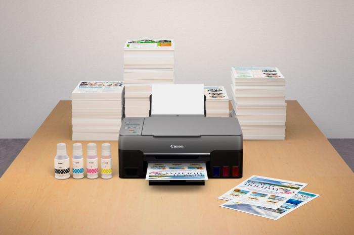 Canon MEGATANK PIXMA G3460 - Imprimantă A4 multifuncţională cu rezervoare de cerneală reîncărcabile [0]