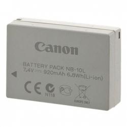 Canon  NB-10L , acumulator foto [0]