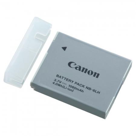 Canon NB-6LH - acumulator pentru seriile S si SX [0]
