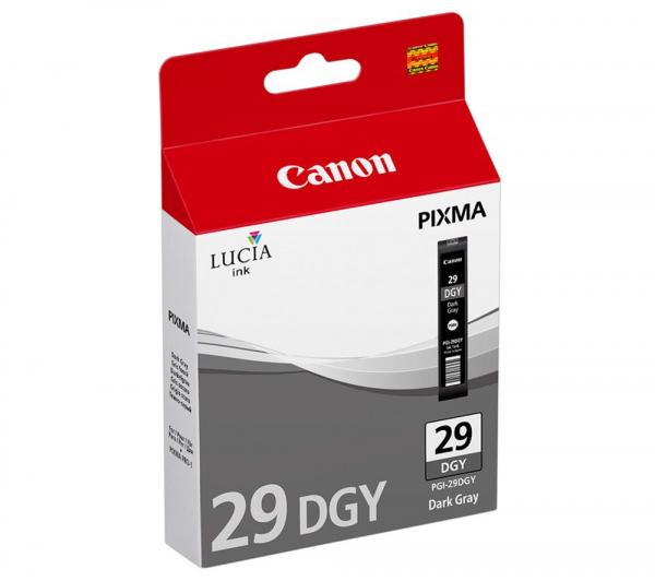 Canon PGI-29DGY Gri Inchis - cartus imprimanta Canon Pixma PRO-1 [0]