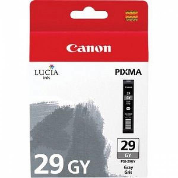 Canon PGI-29GY Gri - cartus imprimanta Canon Pixma PRO-1 [0]