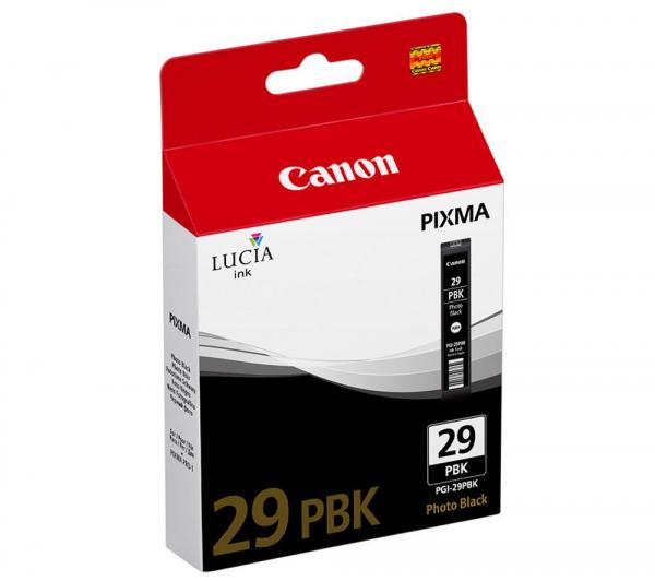 Canon PGI-29PBK Negru Foto - cartus imprimanta Canon Pixma PRO-1 [0]