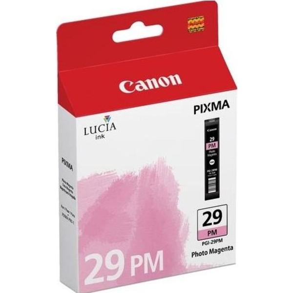 Canon PGI-29PM Magenta Foto - cartus imprimanta Canon Pixma PRO-1 0