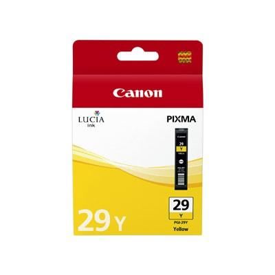 Canon PGI-29Y Galben - cartus imprimanta Canon Pixma PRO-1 0