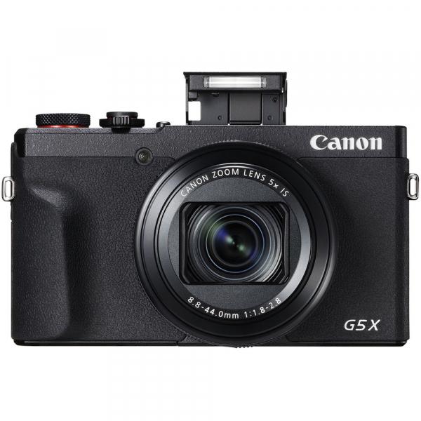 Canon PowerShot G5X Mark II + acumulator rezerva Canon NB-13L 1