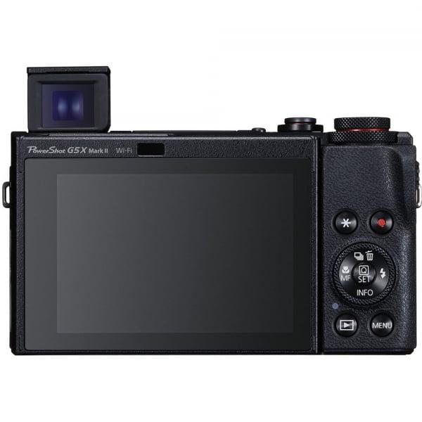 Canon PowerShot G5X Mark II + acumulator rezerva Canon NB-13L 4