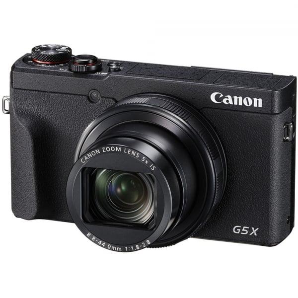 Canon PowerShot G5X Mark II + acumulator rezerva Canon NB-13L 0