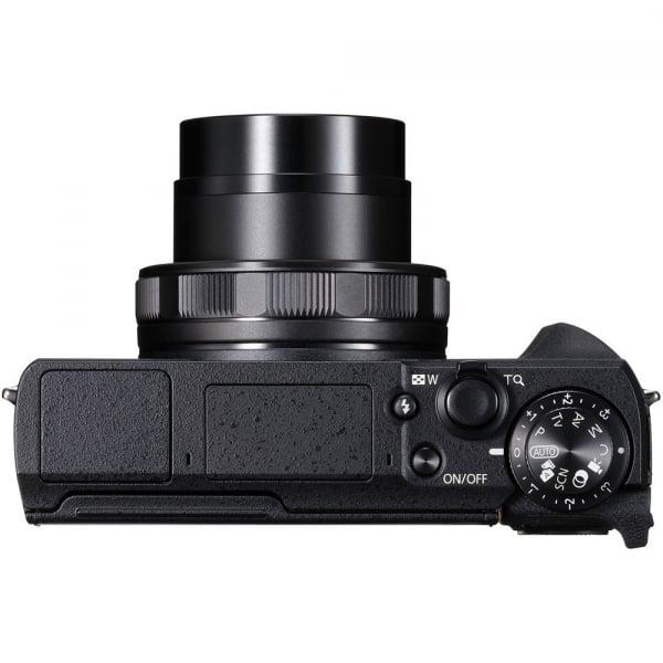 Canon PowerShot G5X Mark II + acumulator rezerva Canon NB-13L 3