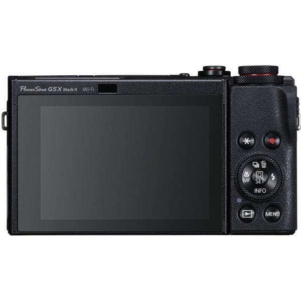 Canon PowerShot G5X Mark II + acumulator rezerva Canon NB-13L 2