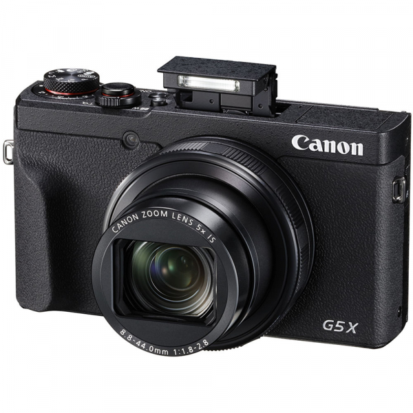 Canon PowerShot G5X Mark II + acumulator rezerva Canon NB-13L 6
