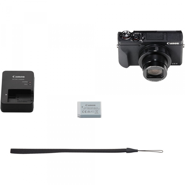 Canon PowerShot G5X Mark II + acumulator rezerva Canon NB-13L 7