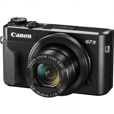 Canon PowerShot G7 X Mark II + husa Canon DCC-1880 + card SanDisk 16GB [0]