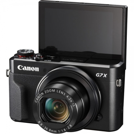 Canon PowerShot G7 X Mark II + husa Canon DCC-1880 + card SanDisk 16GB [3]