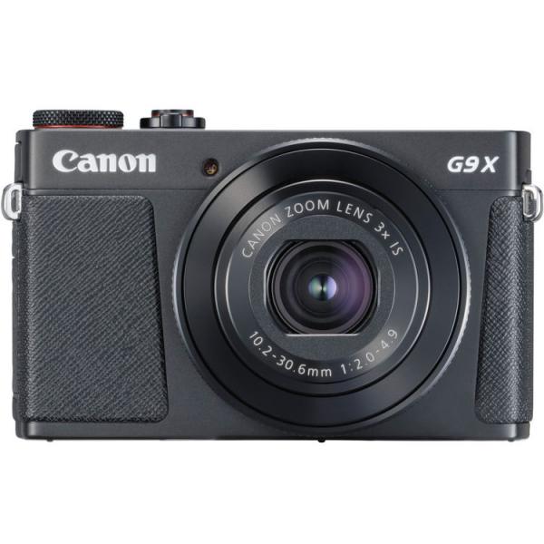Canon Powershot G9X Mark II - Negru 0