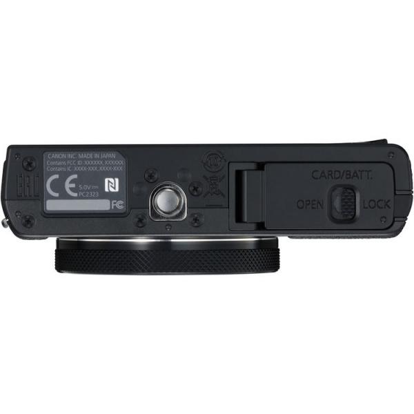 Canon Powershot G9X Mark II - Negru 5