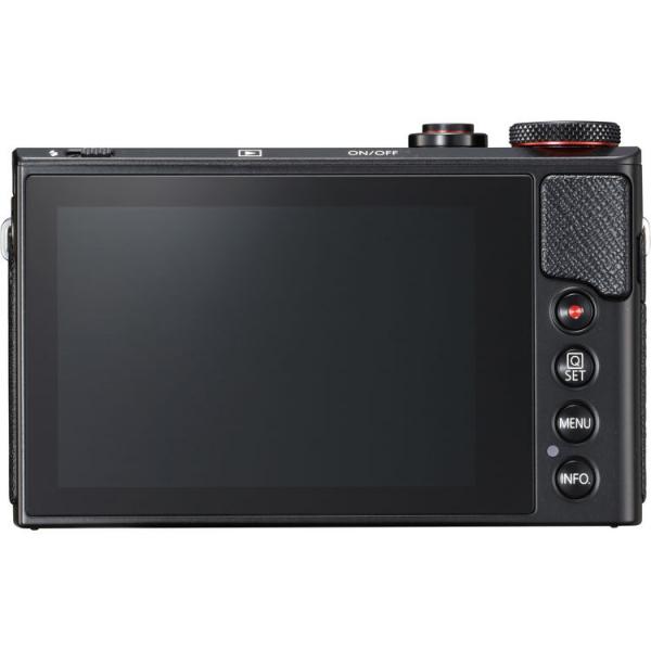 Canon Powershot G9X Mark II - Negru 2