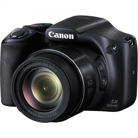 Canon PowerShot SX530 HS negru 6