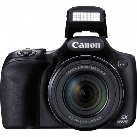 Canon PowerShot SX530 HS negru 1