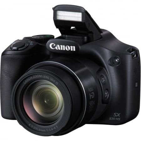 Canon PowerShot SX530 HS negru 0