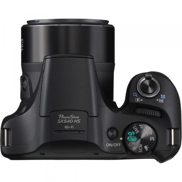 Canon PowerShot SX540 HS negru 5