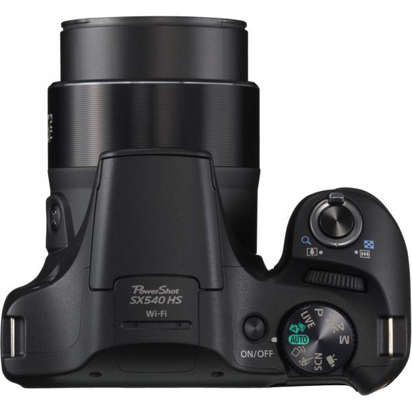 Canon PowerShot SX540 HS negru 6