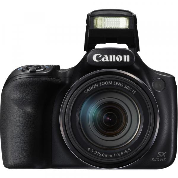 Canon PowerShot SX540 HS negru 2