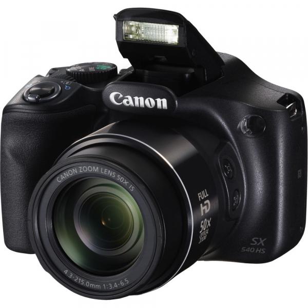 Canon PowerShot SX540 HS negru 1