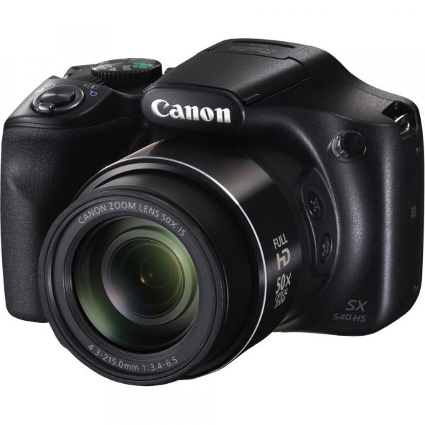 Canon PowerShot SX540 HS negru 0