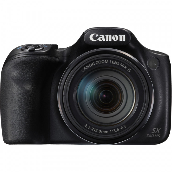 Canon PowerShot SX540 HS negru 3
