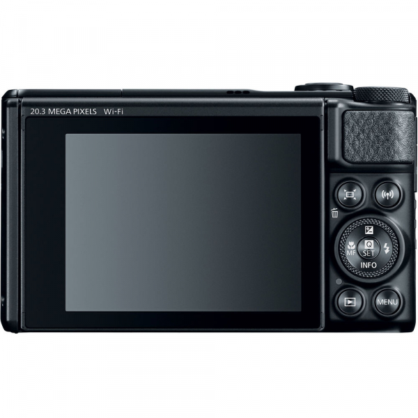 Canon PowerShot SX740 HS Negru [2]