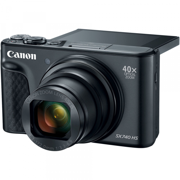 Canon PowerShot SX740 HS Negru 8
