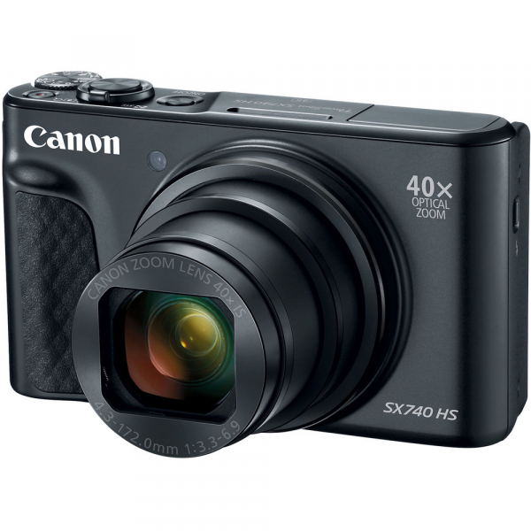 Canon PowerShot SX740 HS Negru 1