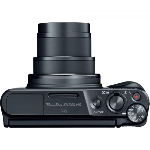 Canon PowerShot SX740 HS Negru 3