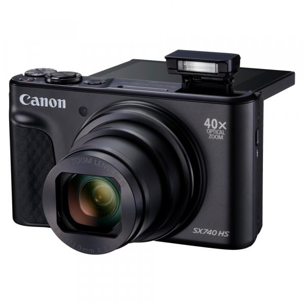 Canon PowerShot SX740 HS Negru 6