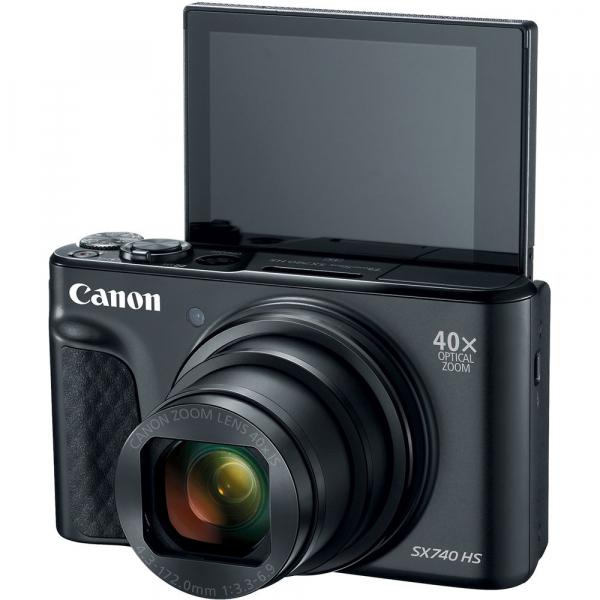 Canon PowerShot SX740 HS Negru 7