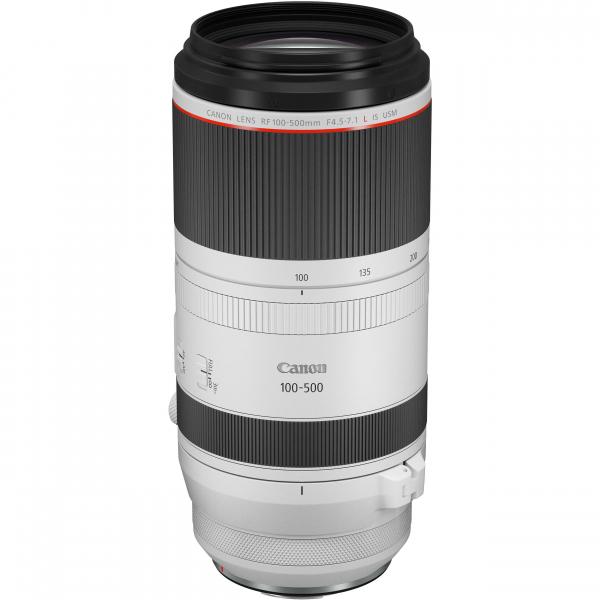 Canon RF 100-500mm f/4.5-7.1 L IS USM - obiectiv Mirrorless [4]