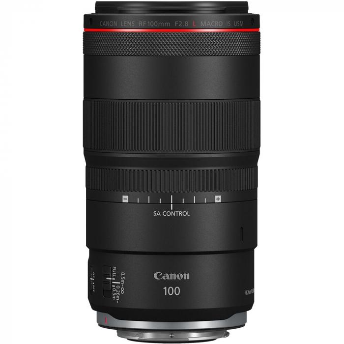 Canon RF 100mm f/2.8L Macro IS USM - obiectiv Mirrorless [0]