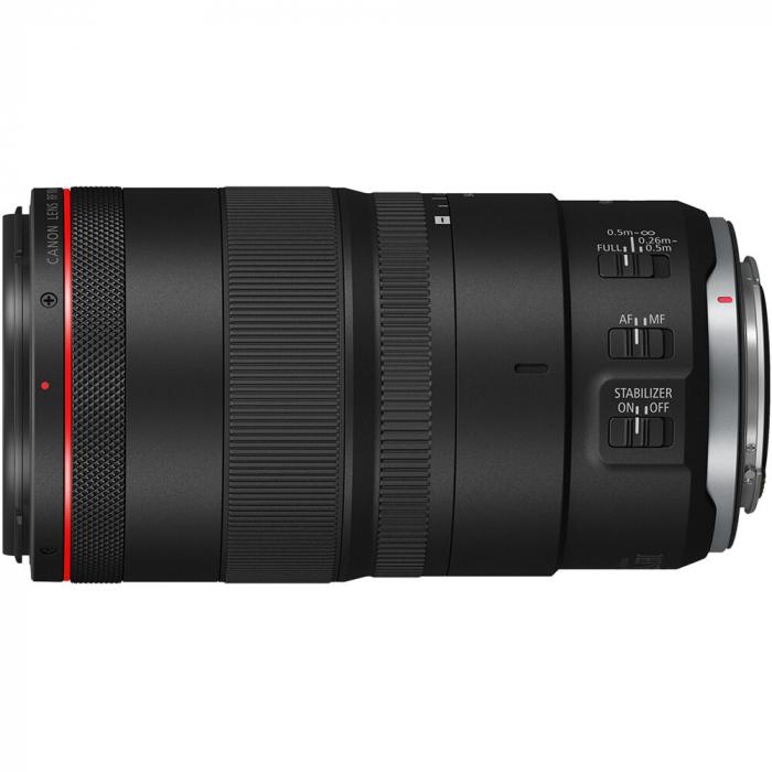 Canon RF 100mm f/2.8L Macro IS USM - obiectiv Mirrorless [4]