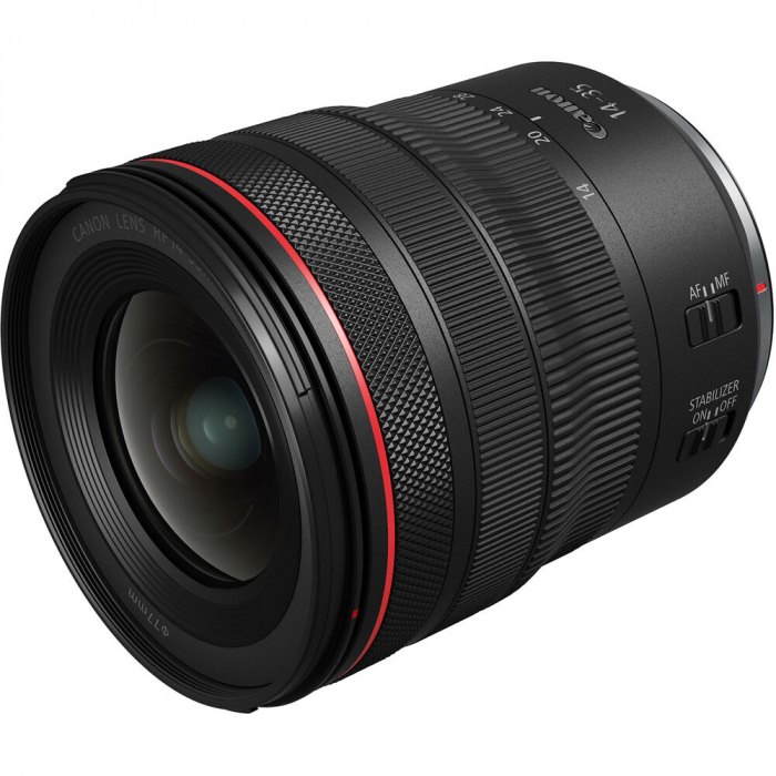 Canon RF 14-35mm f/4L IS USM - obiectiv Mirrorless [4]