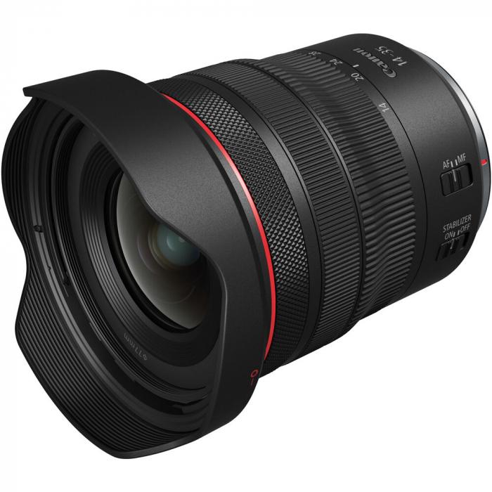 Canon RF 14-35mm f/4L IS USM - obiectiv Mirrorless [2]