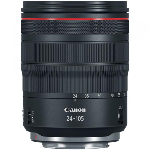 Canon RF 24-105mm f/4L IS USM (bulk) , obiectiv Mirrorless 1