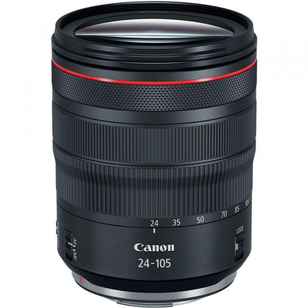 Canon RF 24-105mm f/4L IS USM (bulk) , obiectiv Mirrorless 0